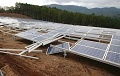 Solar Plants Damaged by Typhoons in Summer (1)