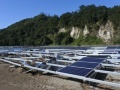 Solar Plants Damaged by Typhoons in Summer (4)