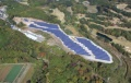 Bicycle Used to Patrol Solar Site at Former Golf Course in Mie