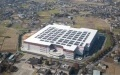 PV System-equipped Logistics Facility Contributes to Local Community, Environment