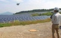 20MW Panels Photographed, Analyzed in 2 Days by Using Drone (1)
