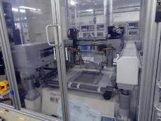 Fig. 8 Electrode printing equipment at Saijo Plant (Source: Nikkei BP)