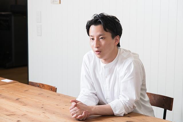 WOTA株式会社 代表取締役CEO 前田瑶介氏
