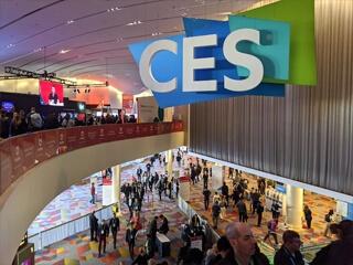 「5G」と「AI」の文字が躍ったCES 2020