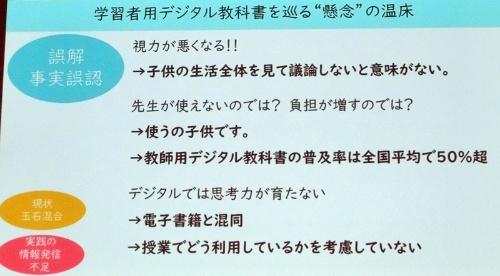 東京学芸大学附属小金井小学校の鈴木秀樹氏の発表資料