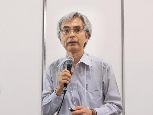 関西大学 システム理工学部 学部長の田實佳郎氏