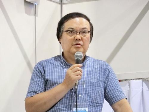 セミナーの基調講演では、東京国際大学商学部教授の河村一樹氏が情報プレースメントテストについて解説した