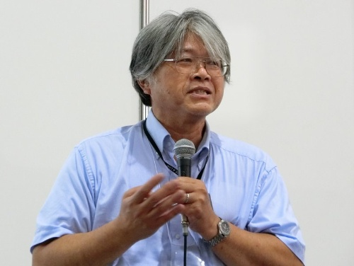 京都大学 情報環境機構 機構長で国際高等教育院教授の喜多一氏