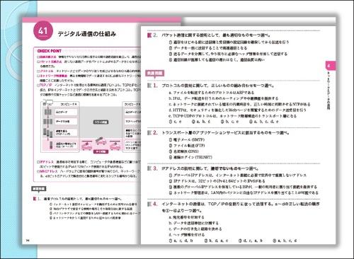 日経BPが制作し東京書籍が学校専売品として2022年春に発行する「情報I」の解説問題集「ニューステップアップ 情報I」。「情報I」の授業や入試対策での活用を想定している