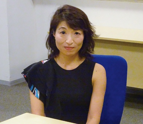 2020 PCカンファレンス 実行委員長の新関三希代氏(同志社大学副学長、教育支援機構長)