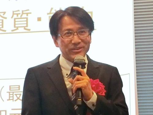 長年eポートフォリオを研究している東京学芸大学 ICTセンター教授の森本康彦氏