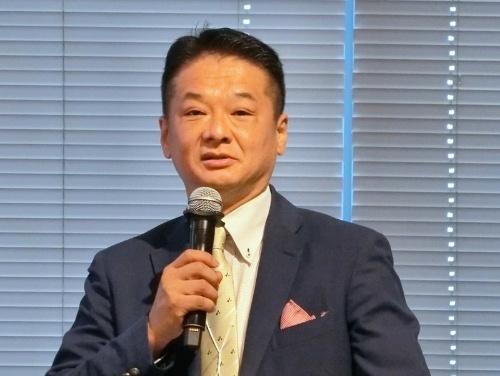 関西学院大学 学長室アドミッションオフィサー 学長特命の尾木義久氏