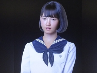 CGの高校生キャラと会話してAIを学ぶ授業——鎌倉女学院高等学校