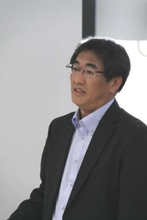 FCCLの「新領域」への取り組みを説明する仁川常務