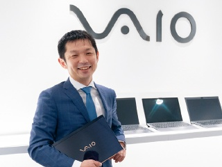 VAIO 山本 知弘社長——ユーザーと共にワクワクする製品をデザインし、新たな挑戦を続けていく
