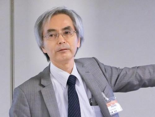関西大学の田實佳郎氏は、エンジニアを育成する立場からAIについて「仕組みを理解したうえで活用することが大事だ」と指摘した
