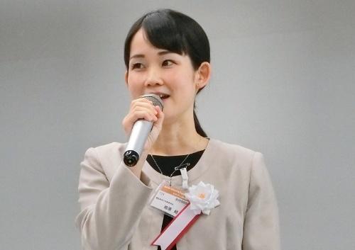 相原教諭は、東京会場でMuseScoreによる創作のデモを披露した