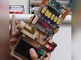 気圧センサーを生かした電子吹奏楽器、煩雑なメンテがいらない「笙」を実現