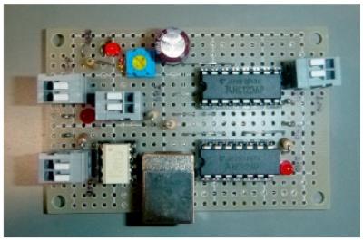 図2 電源制御ユニット