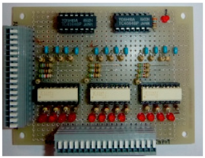 図3 入力信号インタフェース