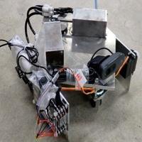 映像を見ながらロボットをラズパイで遠隔制御