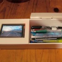 小中学生の夢とロマンが詰まったラズパイ内蔵の筆箱