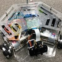首振りと連動するカメラを備えるVRゴーグルロボット