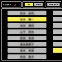 ラズパイを表示端末としたIoTな出退庁表示システム