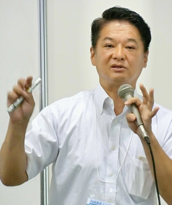 関西学院大学の尾木義久氏