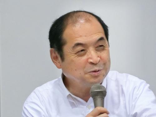 大阪教育大学の片桐昌直教授