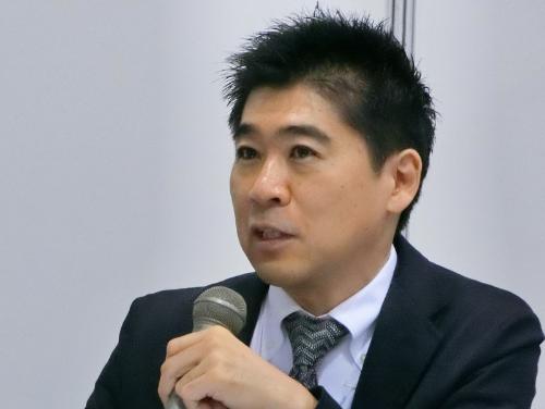長崎大学の古賀掲維准教授