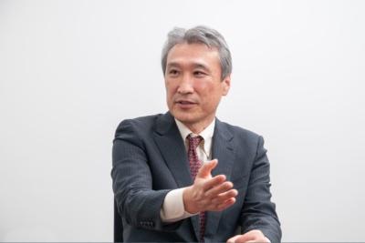 富士通クライアントコンピューティング 副社長 COO (兼)生産管理本部長の竹田弘康氏