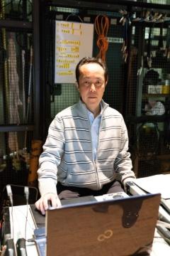 富士通クライアントコンピューティング プロダクトマネジメント本部 BI統括部 部長 青山裕司 氏