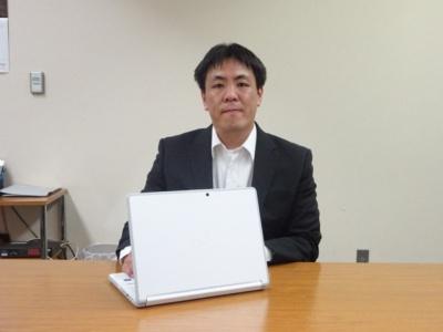 コンシューマ事業本部 コンシューマ事業部 第一技術部 マネージャーの竹内京太郎氏