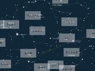 見たい天体をレーザー光で指し示す、安全にも配慮した天体ナビゲーター