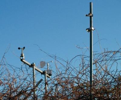 図2 風向風速計から情報を取得